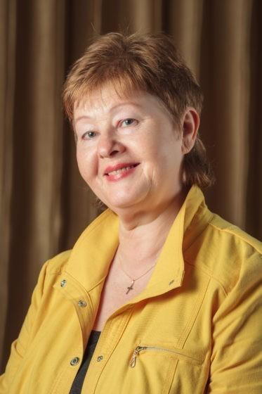 Ирина Федоровна Харевич 1