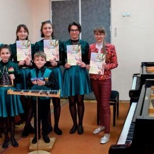 Клавирбэнд и Ко. Лауреат 1 степени