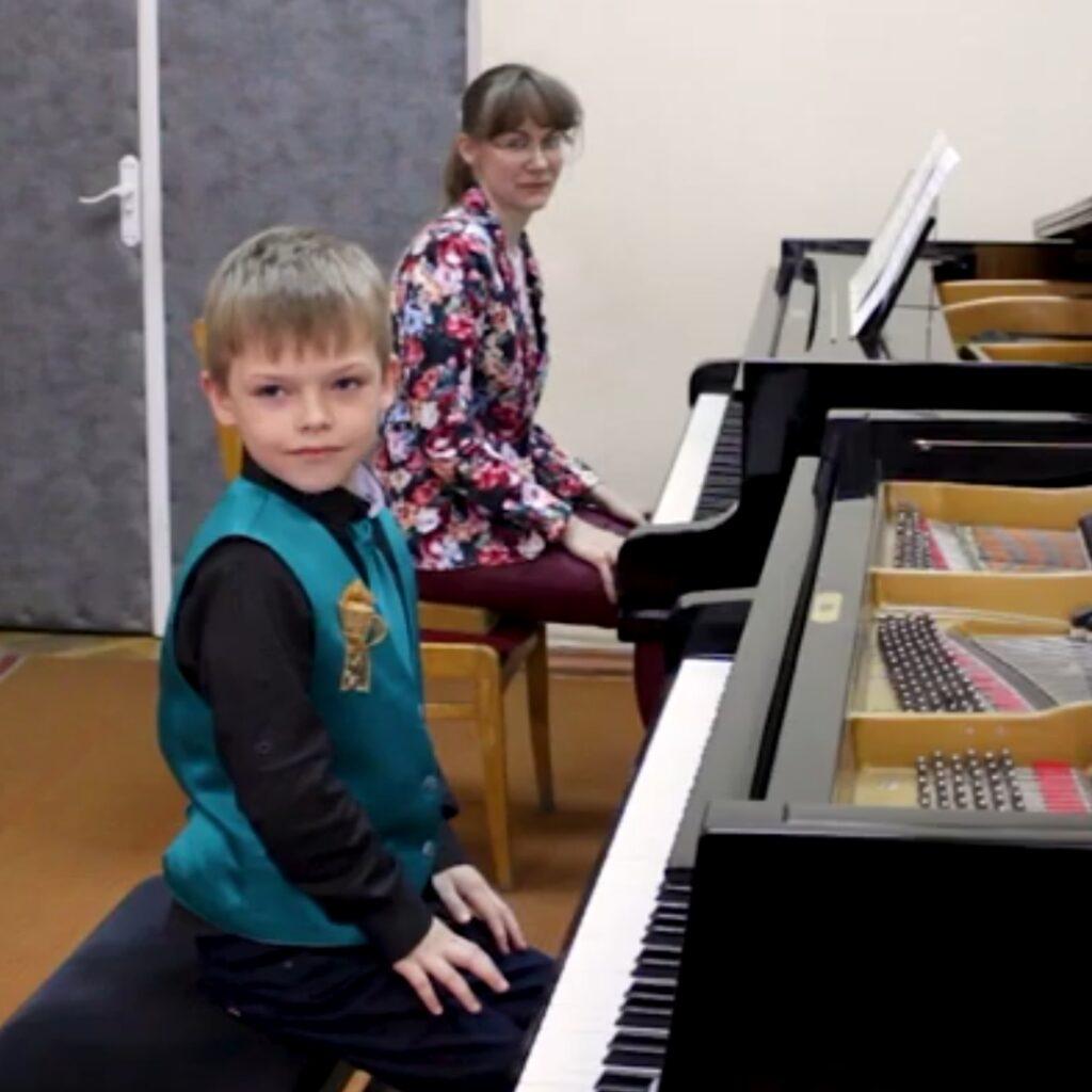 Дуэт FORTE-PIANO